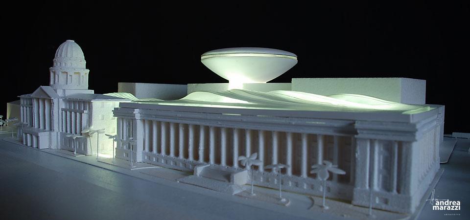 Plastici e modelli per l 39 architettura e il design roma for Architettura e design roma